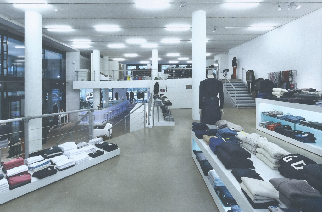 Wicky Store Bild